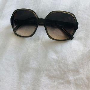 Lacoste Sunglasses Green